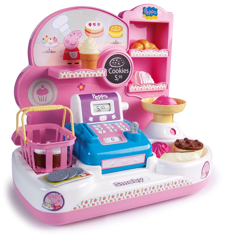 Pastelería Go Bakery Set The Peppa De Pig Toys On mn0wvN8O