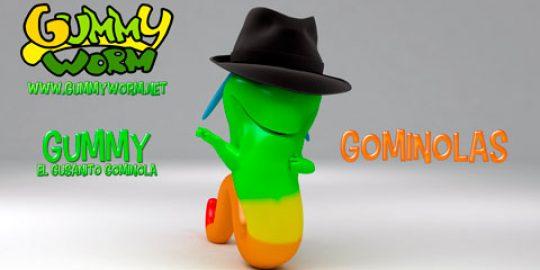 El Gusanito Gominola – Gominolas – Videoclip Official