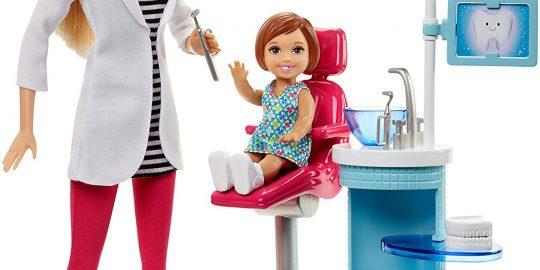 Barbie Dentista – Juegos de Doctora