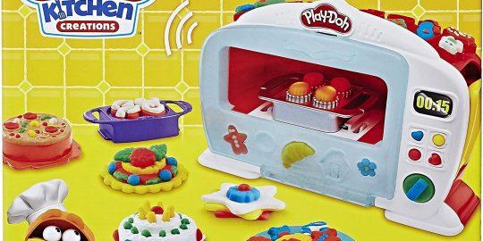 Horno Mágico de Play-Doh